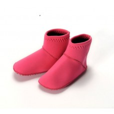 Неопреновые носки для бассейна и пляжа Paddler розовый 12-24 мес