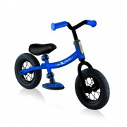 Беговел Globber Go Bike Air синий до 20кг от 3 лет
