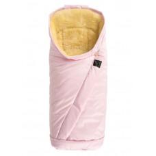Конверт на овчине Kaiser Coosy Sheepskin medi розовый