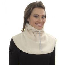 Воротник-манишка для слингомамы белый цвет