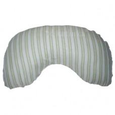 Подушка для беременных Полосы зеленый-голубой Katinka