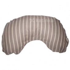 Подушка для беременных Полосы коричневый-беж Katinka