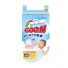 Подгузники Японские Goon SSS Новорожденные унисекс