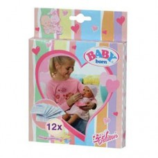 Каша для куклы BABY BORN 12 пакетиков