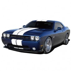 Автомобиль на РУ DODGE CHALLENGER SRT8 синий 1к16
