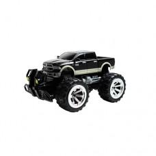 Автомобиль на РУ DODGE RAM черный 1к18