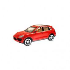 Автомобиль на РУ PORSCHE CAYENNE TURBO S красный 1к16