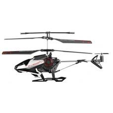 Вертолет на ИК управлении c голосовыми командами VOICE CONTROLчерный 22см