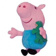 Мягкая игрушка Джорж с игрушкой 20 см