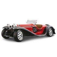 Авто-конструктор Bugatti TYPE 55 1932 красный 1к24