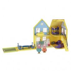 Загородный домик Пеппы с мебелью и 4 фигурки