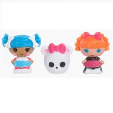 Куклы крошки Lalaloopsy СНЕЖИНКА И УМНИЦА ОТЛИЧНИЦА 2 куклы питомец