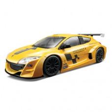 Модель авто RENAULT MEGANE TROPHY желтый металлик 1к24