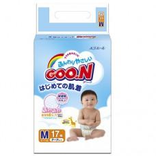 Подгузники Goon Регулярные М-Средний унисекс стандарт
