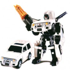 Робот-трансформер MITSUBISHI PAJERO 1к32
