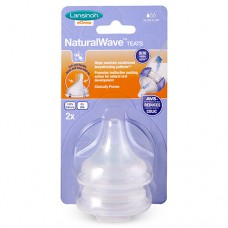 Соска кормления Natural Wave S медленный поток 2 шт