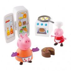 Игровой мини-набор Кухня Пеппы кухонная техника 2 фигурки