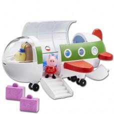 Игровой набор Самолет Пеппы с фигуркой Пеппы