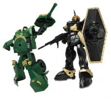 Робот-трансформер 15 см Танк Воин X-bot