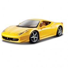 Модель авто 458 ITALIA 1к24