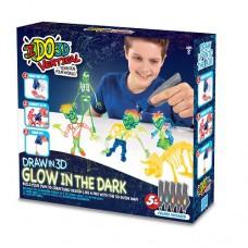 3D-маркер Светящейся в темноте 5 шт аксессуары