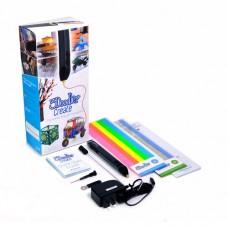 3D-ручка 3Doodler Create ЧЕРНАЯ 50 стержней из ABS-пластика