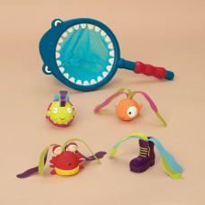 Игрушка для ванной Накорми акулу