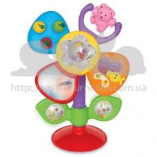 Игрушка на присоске Цветик свет звук украинский