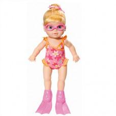 Интерактивная кукла My little Baby Born Учимся плавать 32 см