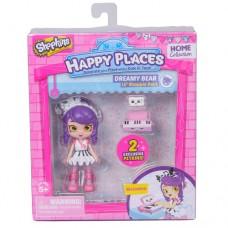Кукла Happy Places S1 Мелодина 2 петкинса подставка