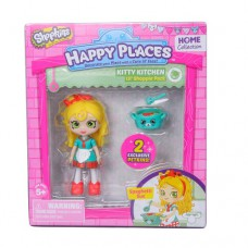 Кукла Happy Places S1 Сью Спагетти 2 петкинса подставка
