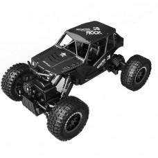 Машинка на ру Off-road crawler Tiger матовый черный 1к18