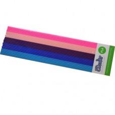 Набор стержней из PLA-пластика для 3Doodler Create Глубокий цвет 25 шт глянец