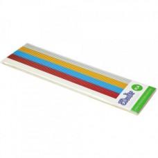 Набор стержней из PLA-пластика для 3Doodler Create Металлик 25 шт металлик