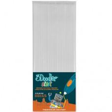 Набор стержней для 3D-ручки 3Doodler Start белый 24 шт