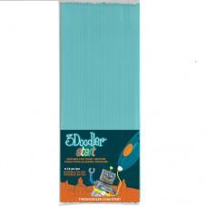 Набор стержней для 3D-ручки 3Doodler Start голубой 24 шт