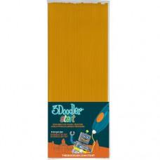 Набор стержней для 3D-ручки 3Doodler Start желтый 24 шт