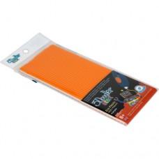 Набор стержней для 3D-ручки 3Doodler Start оранжевый 24 шт