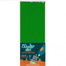 Набор стержней для 3D-ручки 3Doodler Start зеленый 24 шт