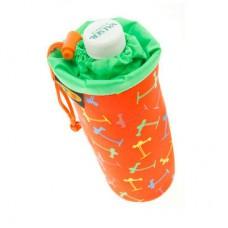 Подставка для бутылки на самокат orange multicolor