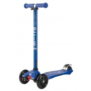Самокат Maxi Micro Blue metallic T