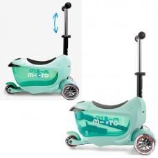 Самокат детский Mini Micro 2go  Deluxe Mint New 2016