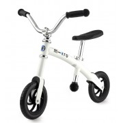 Беговел G-bike chopper White matt