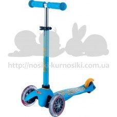 Самокат детский Mini Micro Deluxe Ocean Blue