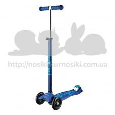 Самокат Maxi Micro Deluxe Navy Blue