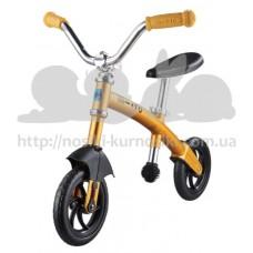 Беговел G-bike chopper Deluxe yellow