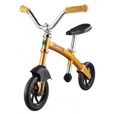 Беговел G-bike chopper Deluxe yellow