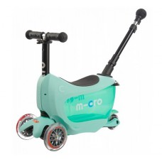 Самокат Mini Micro 2go Deluxe Mint Plus