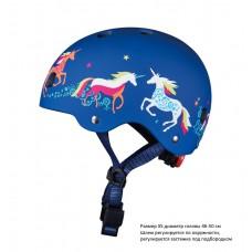 Шлем детский Единороги размер Xs
