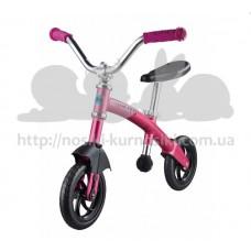 Беговел G-bike chopper Deluxe pink
